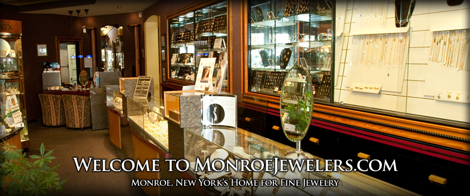 Monroe Jewelers - This is your custom homepage banner.