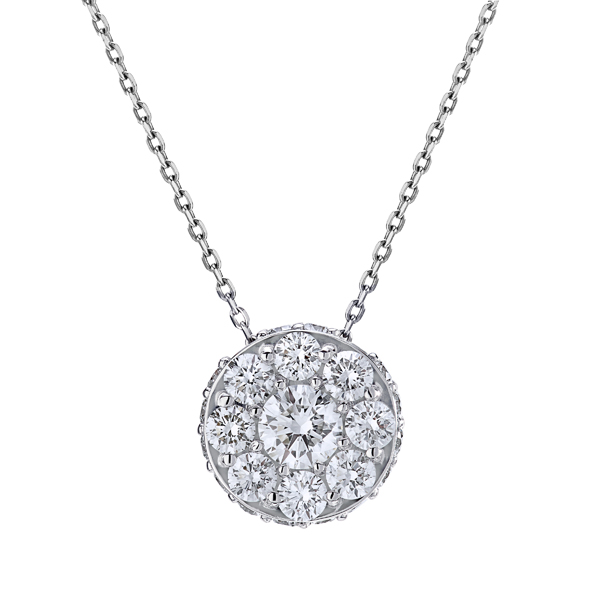 Diamond Necklaces - Diamond Pendant