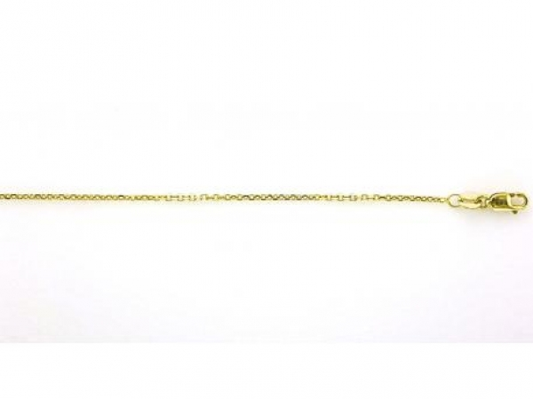 Chains for necklaces, bracelets and anklets -