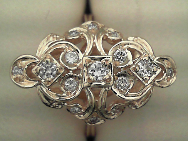 Lady's Fine Rings - Fashion Ring - image #2