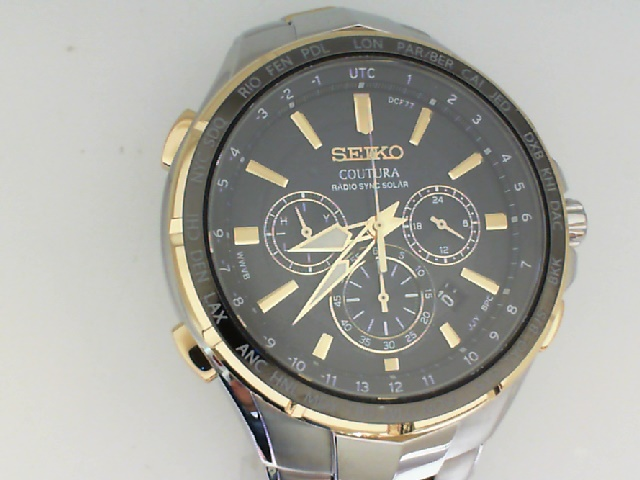Watch - Seiko Gents Coutura Radio Sync Solar Watch