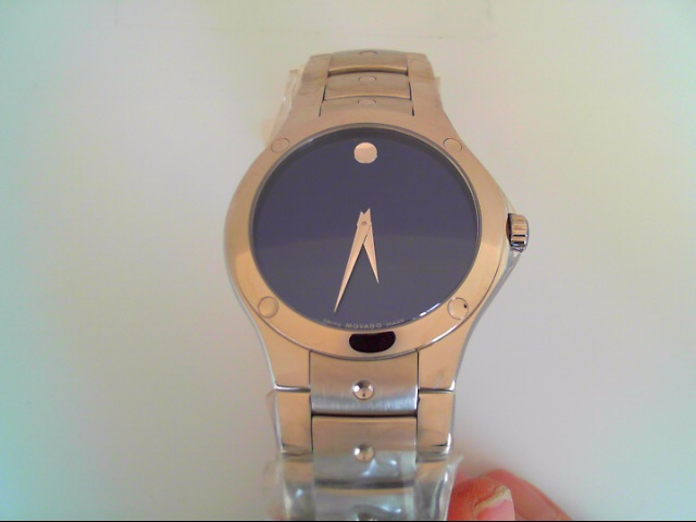 Watch - Mans S.E. Movado Blue Museum Dial Watch