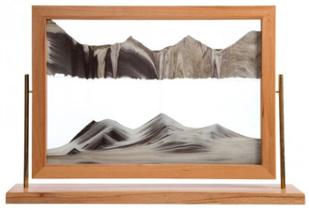 Giftware - Sand Art: Sahara In Large Format 32 X 22 Inches