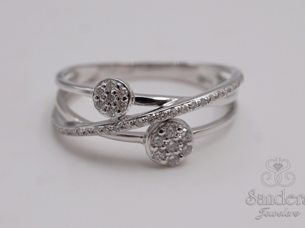 Rings - Orbit Fashion Diamond Ring