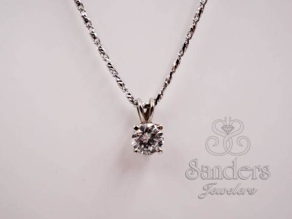 Pendants & Necklaces - Diamond Pendant
