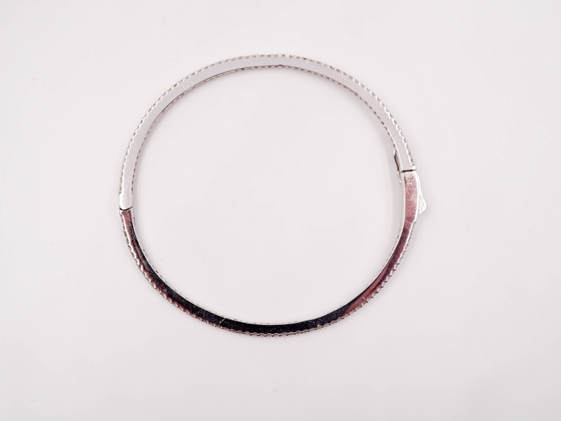 Bracelets - Diamond Bangle  - image 2