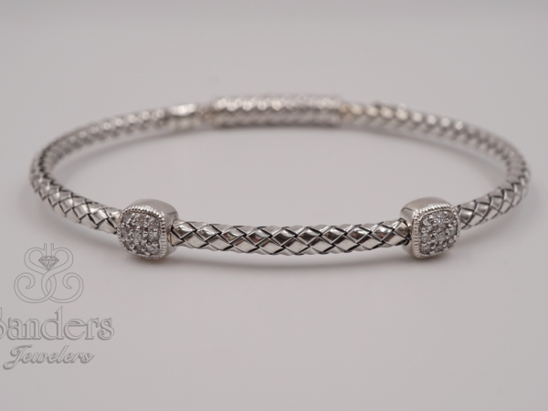 Bracelets - Diamond Bangle