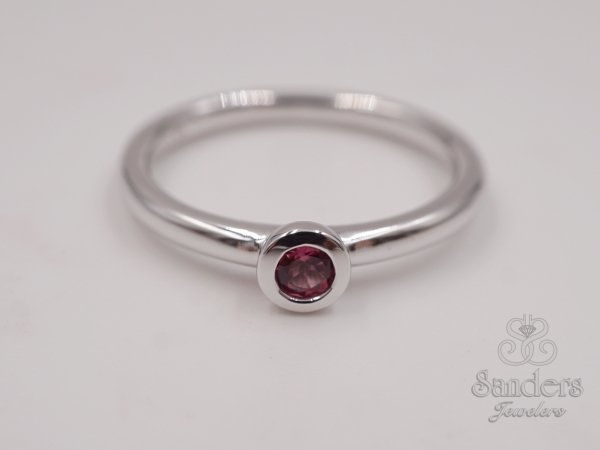 Rings - Tourmaline Stacker Ring