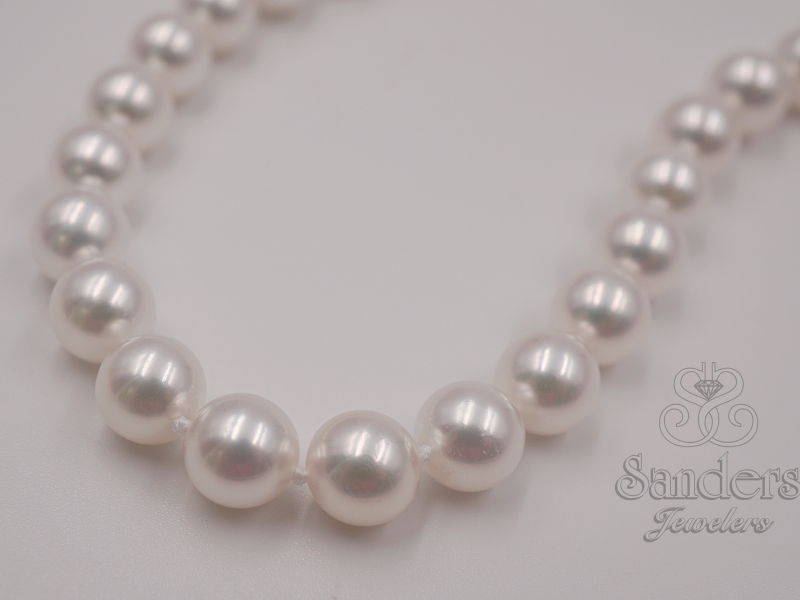 Pendants & Necklaces - Pearl Strand - image #3
