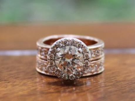 Sanders Jewelers Custom Designs - Rose Gold - image #3