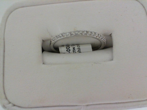 Anniversary Rings - 1/8ctw Dia Fashion Band