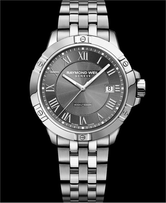 Watch - Gents Tango Stainless Steel Gray Dial Watch