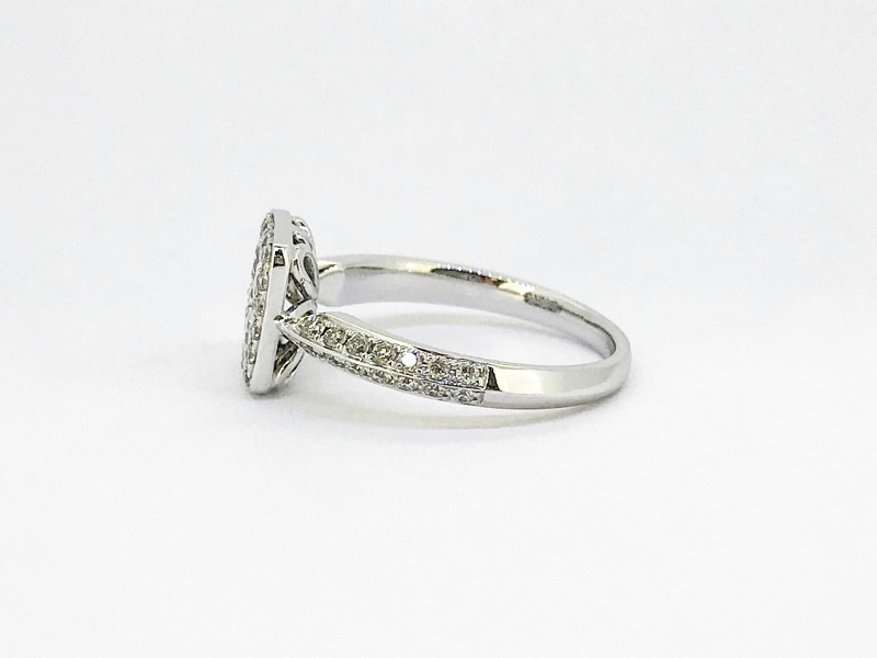 Diamond Engagement Rings - Engagement Ring - image #3