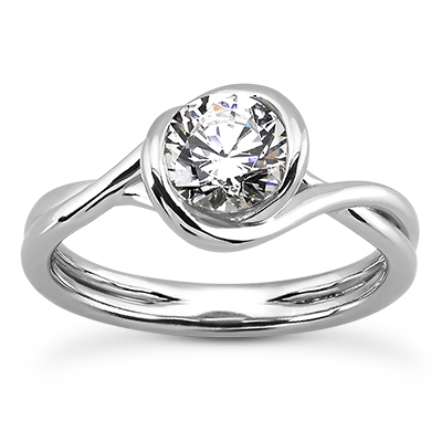 Solitaire Engagement Rings - Solitaire Rings