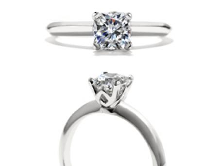 Hearts on Fire Engagement Ring - Hearts on Fire Engagement Ring
