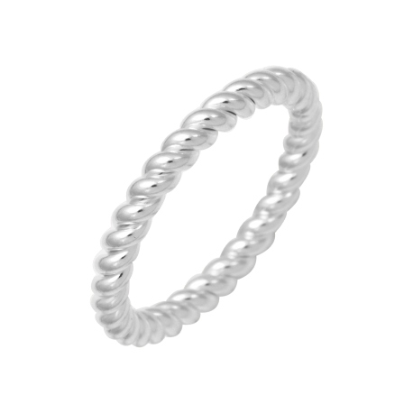 STERLING SILVER RINGS - MURAT THIN STERLING SILVER BAND RING