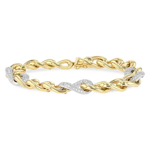 14KT Gold Bracelet by Allison Kaufman