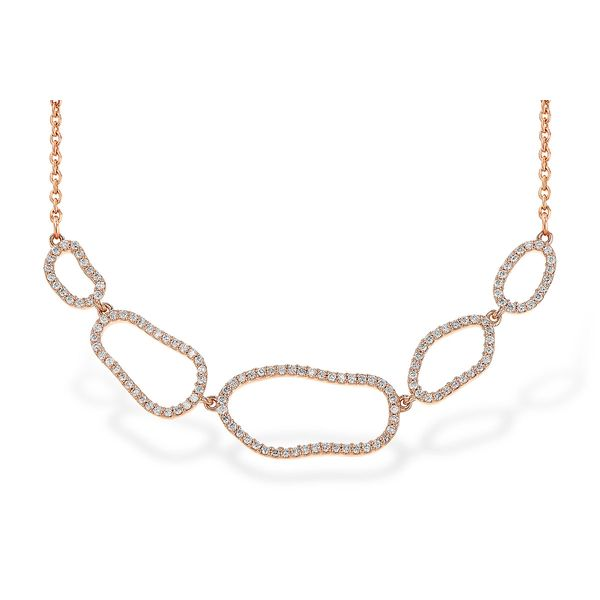 14KT Gold Necklace by Allison Kaufman