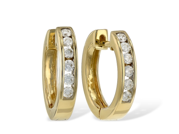 14kt Gold Earrings A055 65544 14ky From Holly Mchone Jewelers Astoria Or