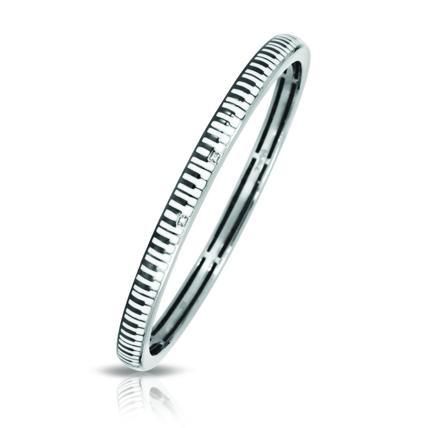 Piano Bangle by Belle Etoile