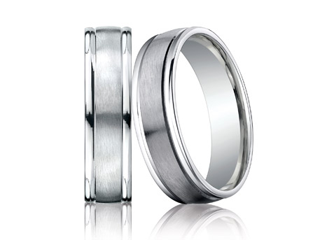 Wedding Bands by Benchmark