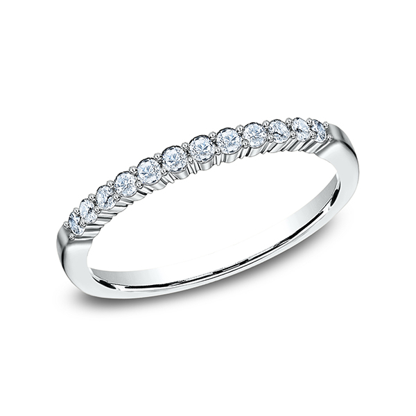 Men's Wedding Bands - Diamond Ring - image 3