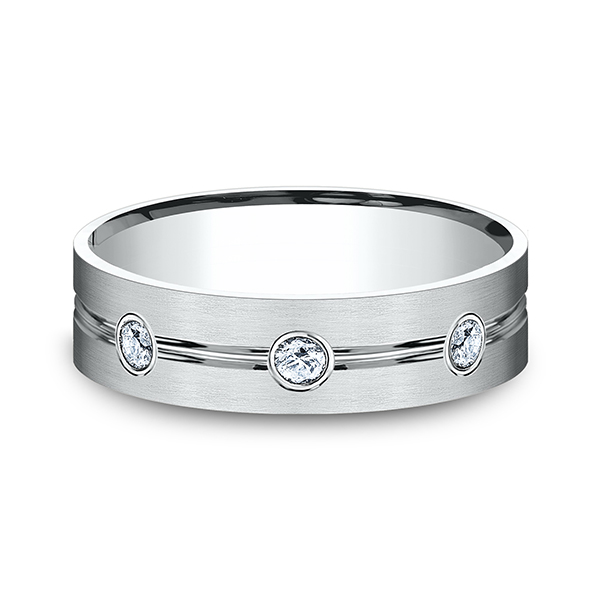 Comfort-Fit Diamond Ring by Benchmark