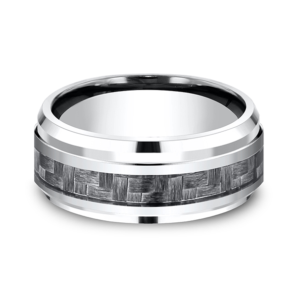 Wedding Bands - Cobalt Comfort-Fit Design Wedding Band - image #3