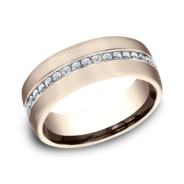 Wedding Bands - Diamond Ring