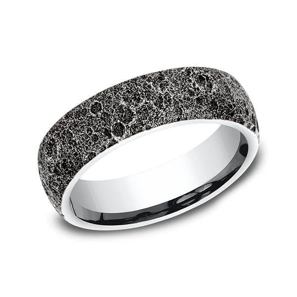 Comfort-Fit Design Wedding Band by Benchmark