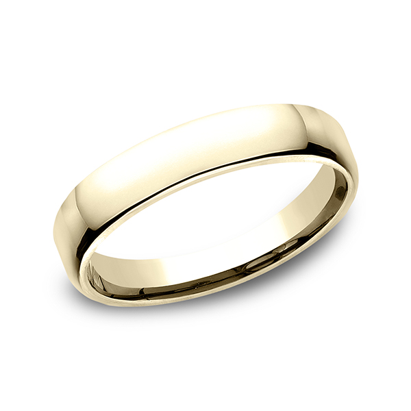 Wedding Bands - European Comfort-Fit Ring