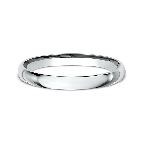 Men's Wedding Bands - Standard Comfort-Fit Ring