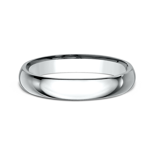 Wedding Bands - Standard Comfort-Fit Wedding Ring - image #3