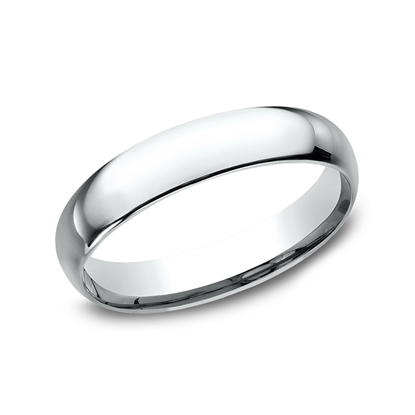 Wedding Bands - Standard Comfort-Fit Wedding Ring