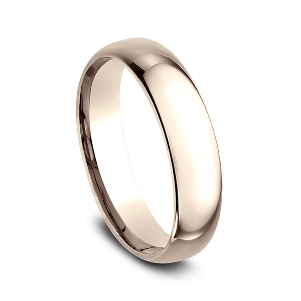 Wedding Bands - Standard Comfort-Fit Wedding Ring - image 2