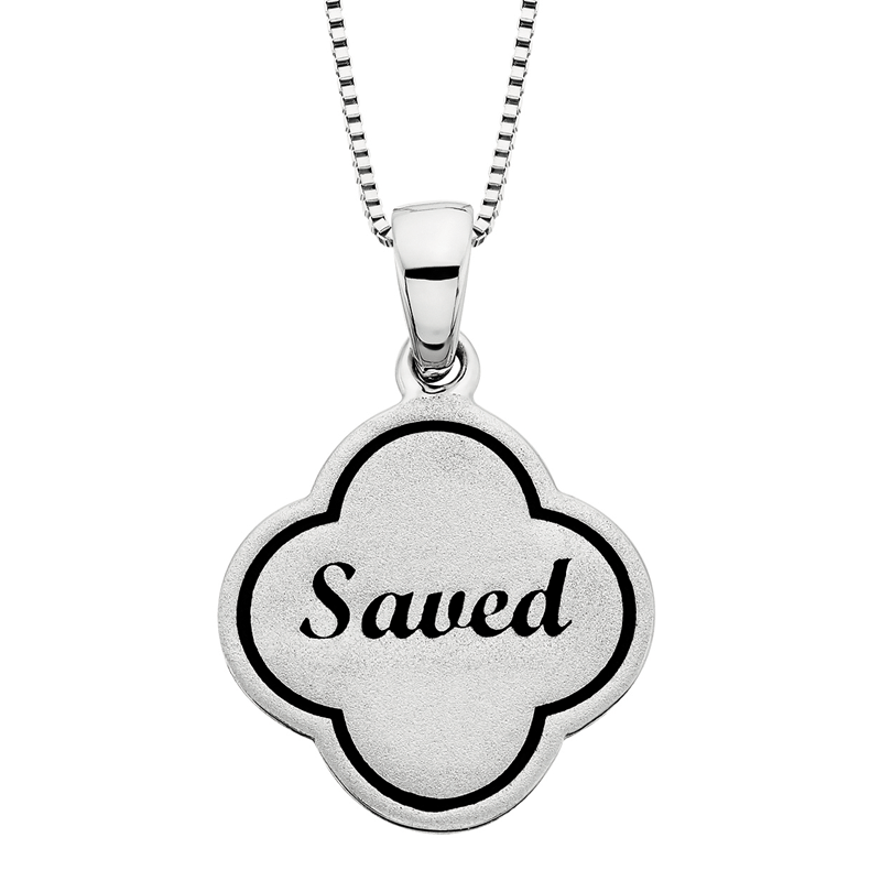 Grace Collection Silver Pendant by Berco Jewelry Co.