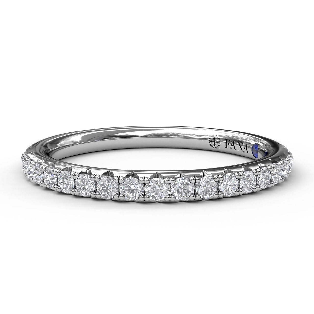 Women's Wedding Bands - Diamond Wedding Band