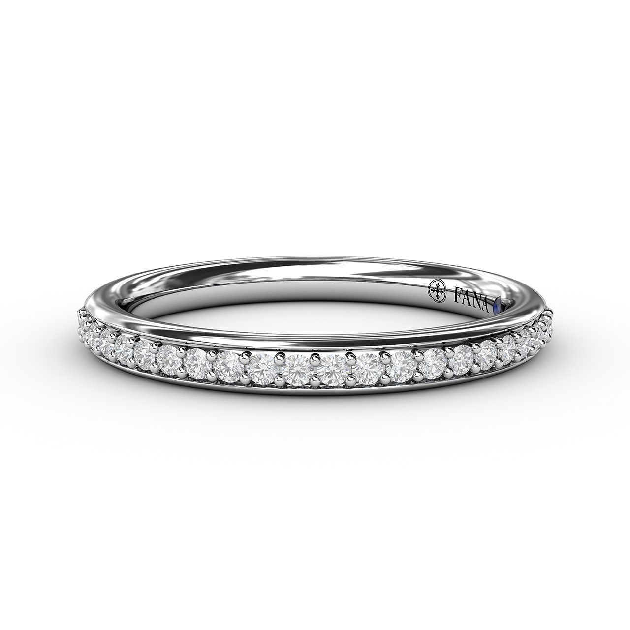 Anniversary Bands - 1/4ct Prong Set Anniversary Band