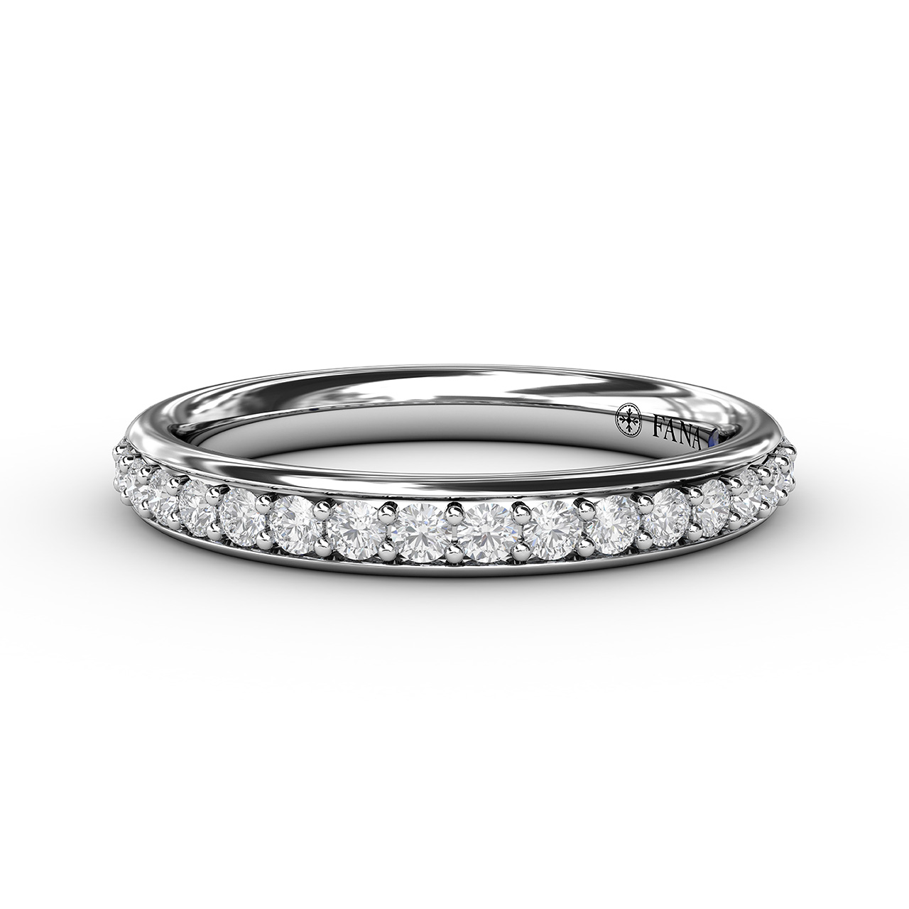 Anniversary Bands - 1/3ct Prong Set Anniversary Band