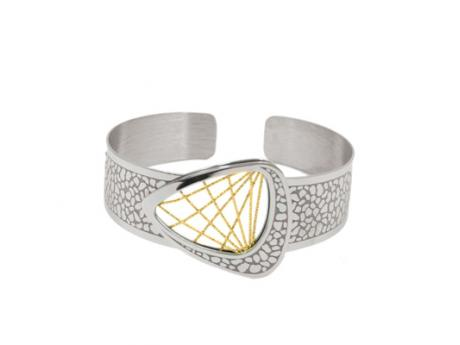 Milky Way Cuff by Frederic Duclos