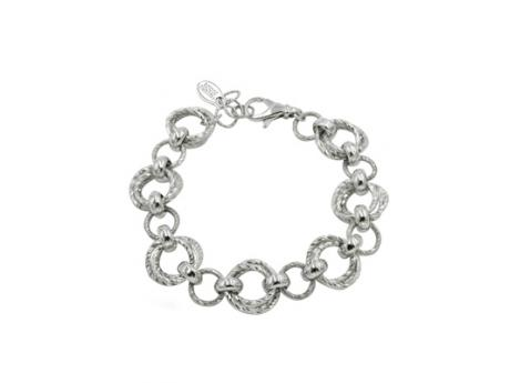 7 Ring Necklace by Frederic Duclos