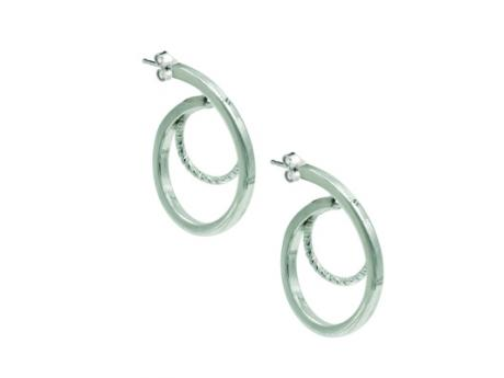 Loop De Loop  Earrings by Frederic Duclos