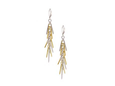 Jacky Earrings by Frederic Duclos