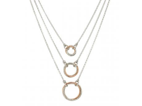 3 Tier Necklace by Frederic Duclos