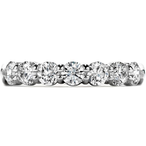Anniversary Bands - 1.25 ctw. Seven-Stone Band in Platinum