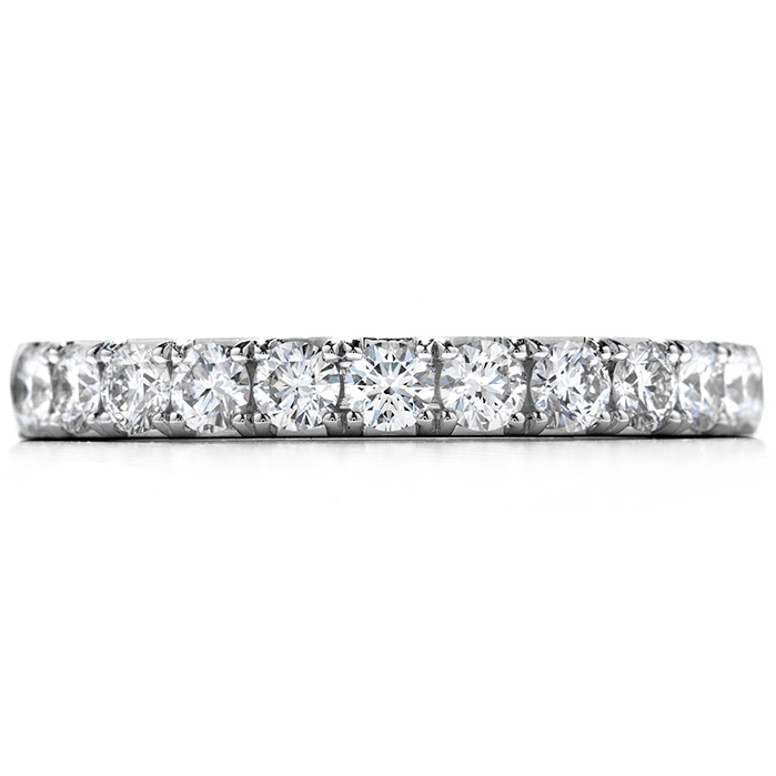 Anniversary Bands - 1 ctw. Beloved Wedding Band in 18K White Gold