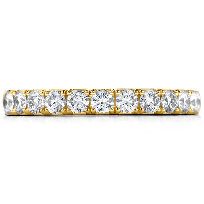 Anniversary Bands - 1 ctw. Beloved Wedding Band in 18K Yellow Gold