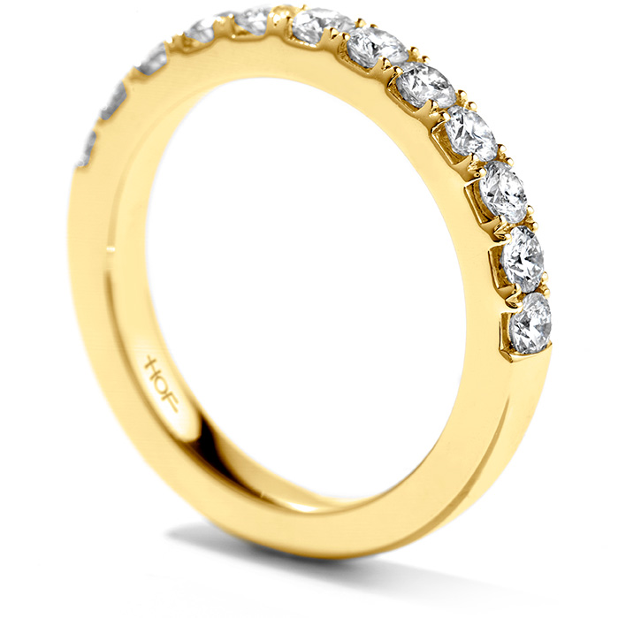 Anniversary Bands - 1 ctw. Beloved Wedding Band in 18K Yellow Gold - image #2