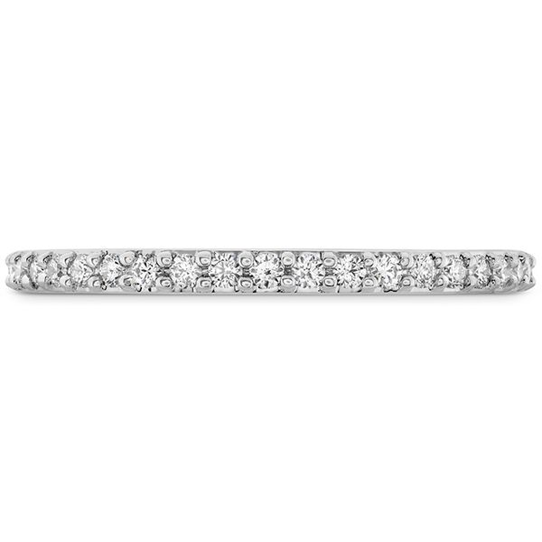 Women's Wedding Bands - 0.18 ctw. Camilla Diamond Band in 18K White Gold