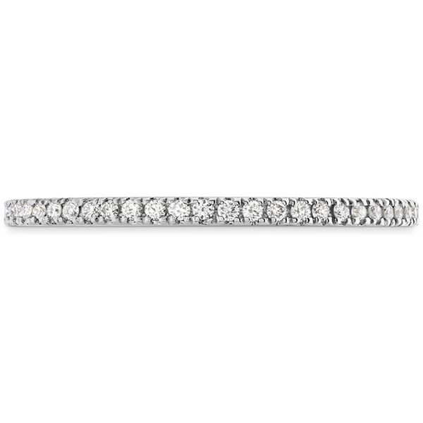 Women's Wedding Bands - 0.22 ctw. HOF Classic Eternity Band in 18K White Gold